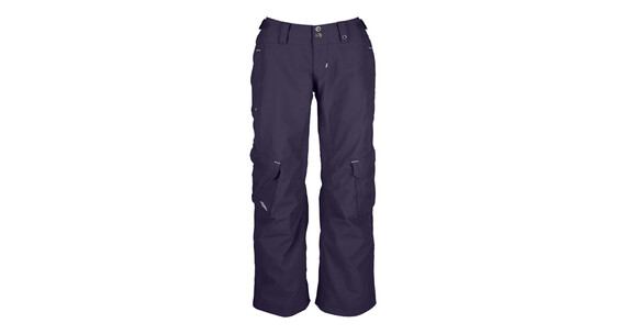 The North Face Women's Riderarchy Pant, black cherry purple